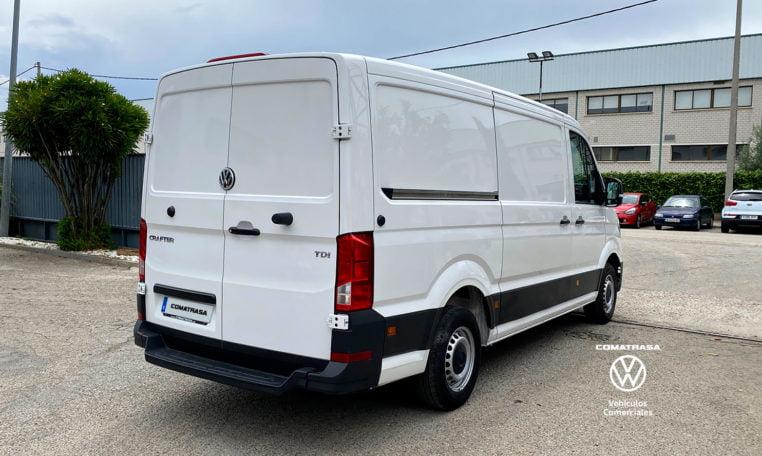 lateral derecho Volkswagen Crafter 30 L3H2