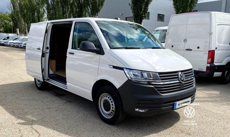 2019 Volkswagen Transporter T6.1