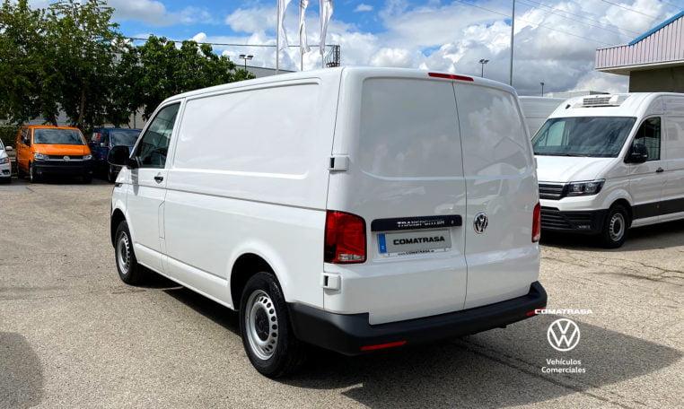 lateral izquierdo Volkswagen Transporter T6.1