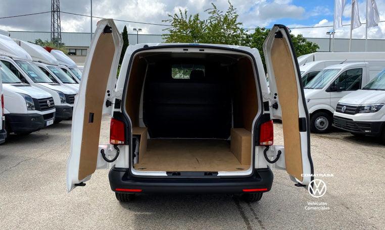 zona de carga Volkswagen Transporter T6.1