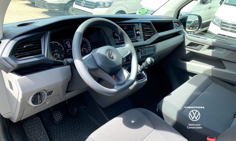 salpicadero Volkswagen Transporter T6.1