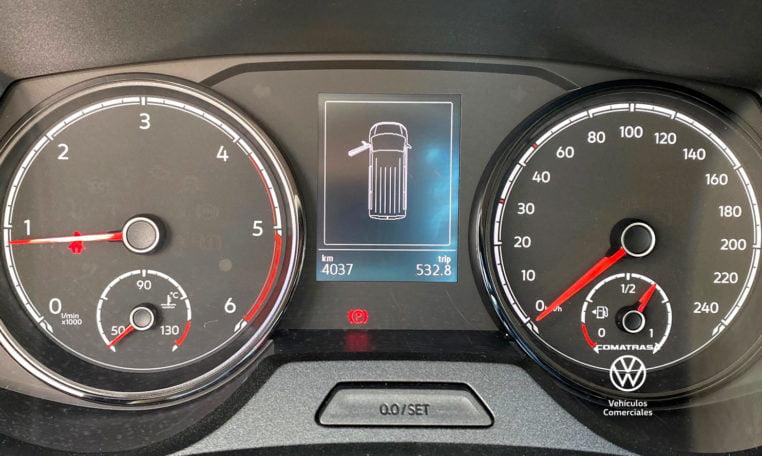 kilómetros Volkswagen Transporter T6.1
