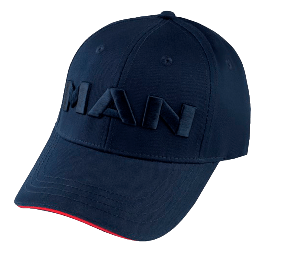 Gora MAN Logo Navy