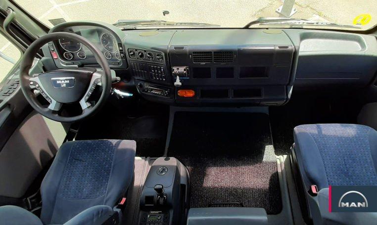 interior MAN TGA 18430