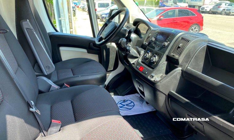 interior Peugeot Boxer 335 L3H2