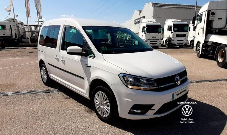 2019 Volkswagen Caddy Edition