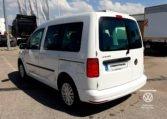 lateral izquierdo Volkswagen Caddy Edition