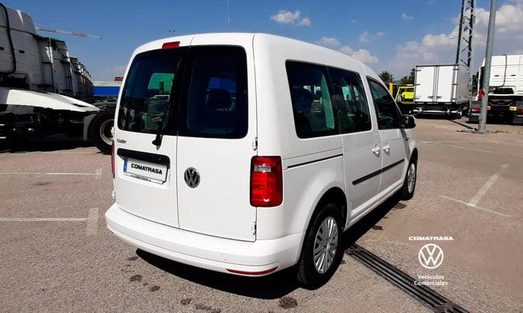 lateral derecho Volkswagen Caddy Edition