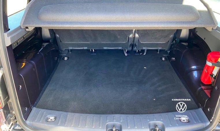 maletero Volkswagen Caddy Pro Kombi DSG