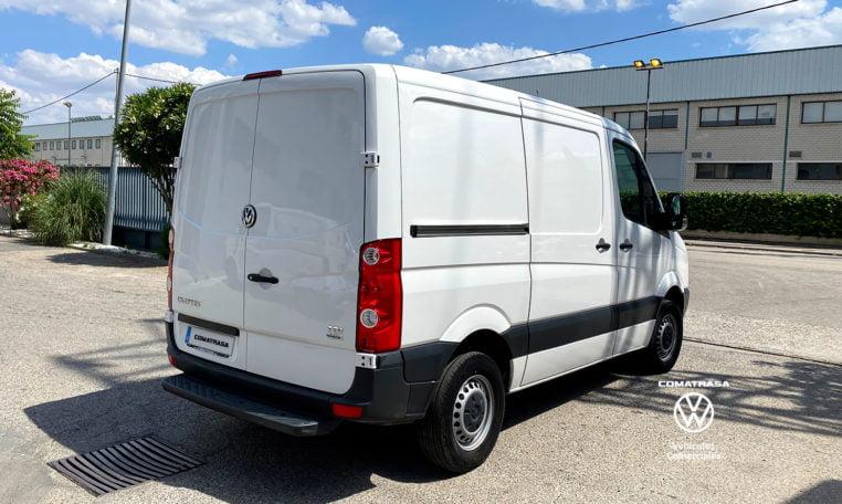 lateral derecho Volkswagen Crafter 30 109 CV