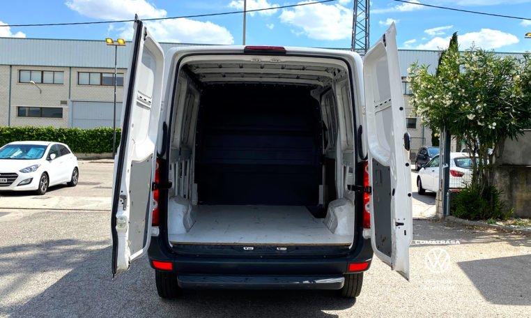 zona de carga Volkswagen Crafter 30 109 CV