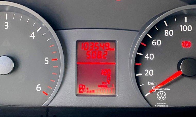 kilómetros Volkswagen Crafter 30 109 CV