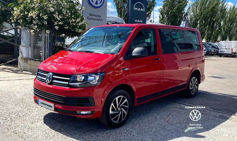 Volkswagen Multivan Outdoor 150 CV