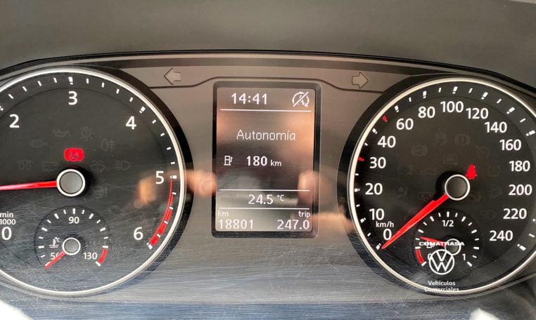 kilómetros Volkswagen Multivan Outdoor