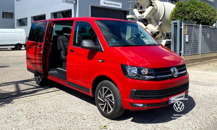 2019 Volkswagen Multivan Outdoor 150 CV