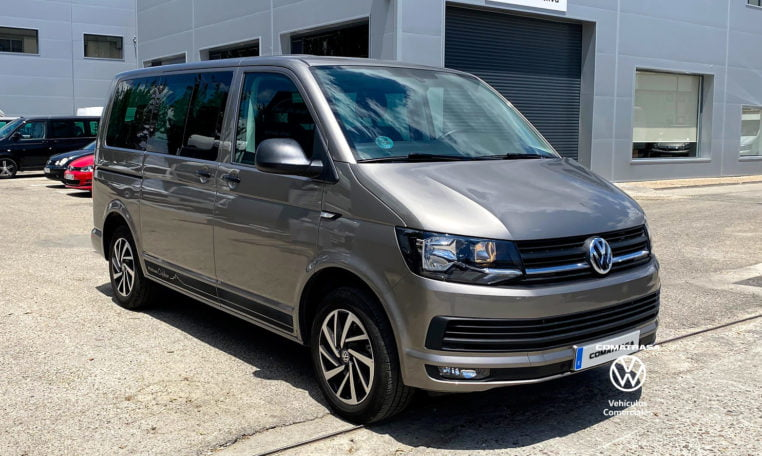 2019 Volkswagen Multivan Outdoor