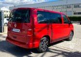 lateral Volkswagen Multivan Outdoor 150 CV