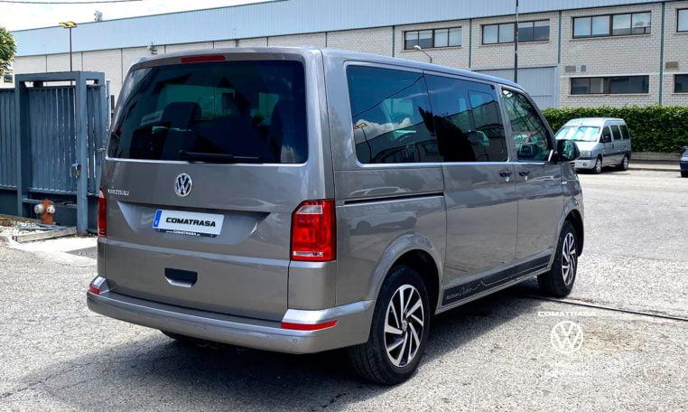 lateral derecho Volkswagen Multivan Outdoor