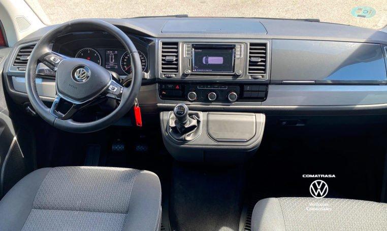 salpicadero Volkswagen Multivan Outdoor 150 CV