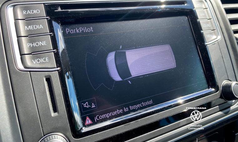 Park Pilot Volkswagen Multivan Outdoor 150 CV