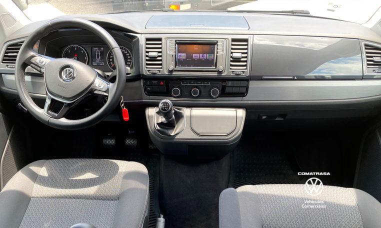 interior Volkswagen Multivan Outdoor