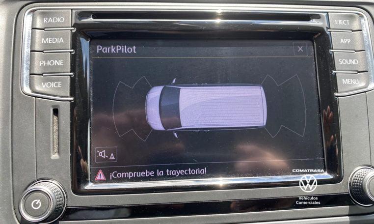 Park Pilot Volkswagen Multivan Outdoor