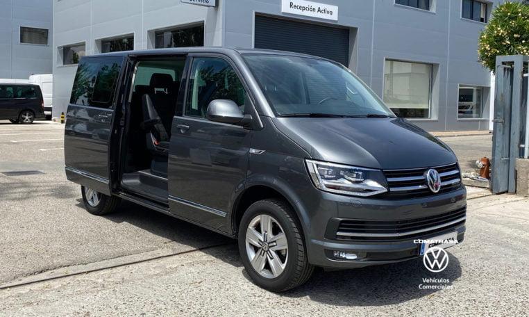 2019 Volkswagen Multivan Premium DSG