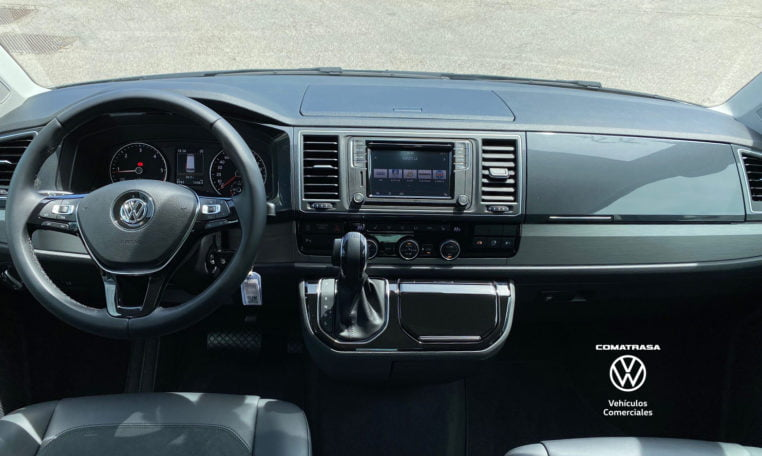 salpicadero Volkswagen Multivan Premium DSG