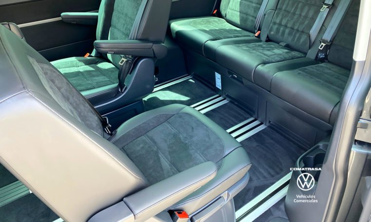 asientos giratorios Volkswagen Multivan Premium DSG