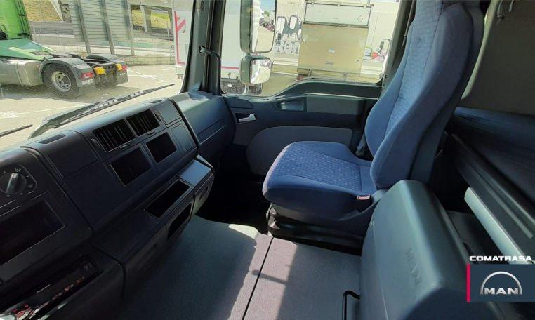 asientos MAN TGA 18.440 4X2 BLS