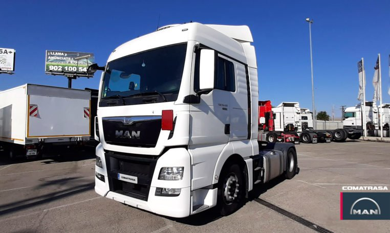 MAN TGX 18.480 4x2 BLS EfficientLine 2