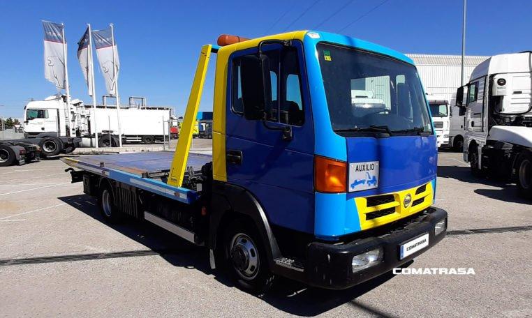 2006 Nissan Atleon TK110.56 3.0 125CV Portavehículos