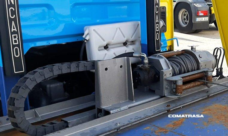 cabrestante Nissan Atleon TK110.56 3.0 125CV Portavehículos