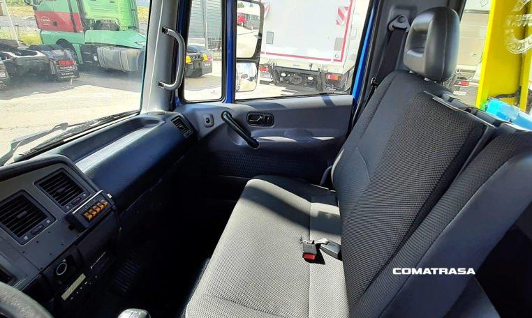 3 plazas Nissan Atleon TK110.56 3.0 125CV Portavehículos