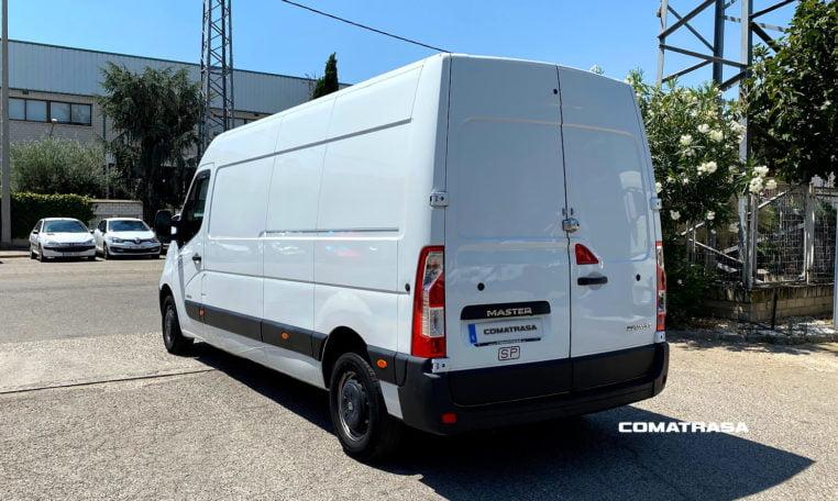lateral izquierdo Renault Master 35 L3H2 2.3 dCi 150 CV