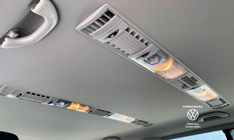 climatización Volkswagen Caravelle BL