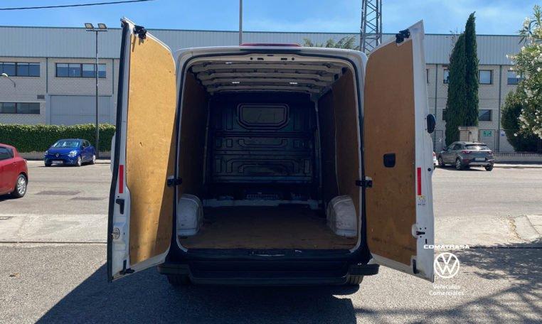 zona de carga Volkswagen Crafter 30 L3H2