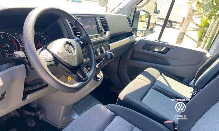 interior Volkswagen Crafter 30 L3H2