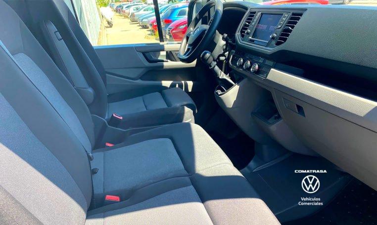asientos Volkswagen Crafter 30 L3H2