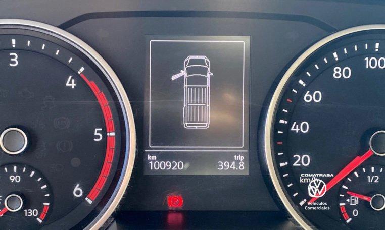 kilómetros Volkswagen Crafter 30 L3H2