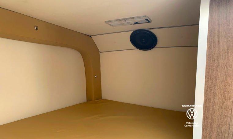 cama Volkswagen Crafter Camperizada