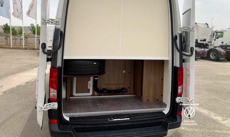 Volkswagen Crafter Camper