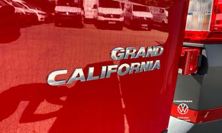 portón Volkswagen Grand California