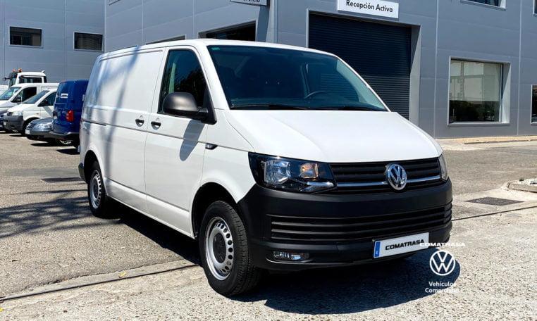 2018 Volkswagen Transporter T6