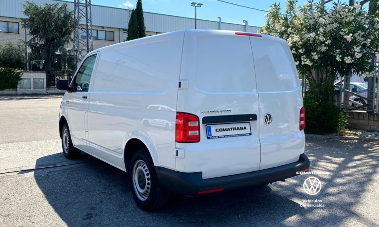lateral izquierdo Volkswagen Transporter T6