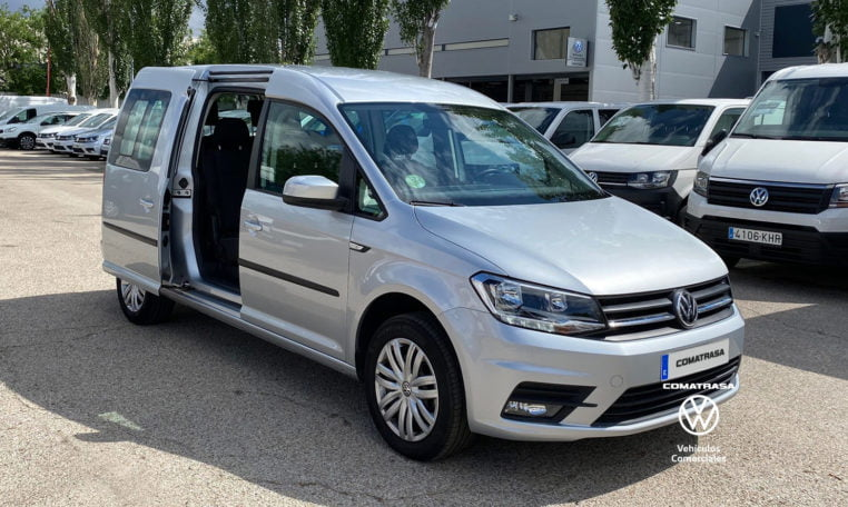 2019 Volkswagen Caddy Maxi