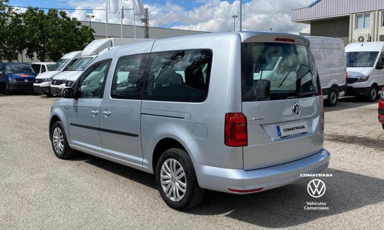 lateral izquierdo Volkswagen Caddy Maxi