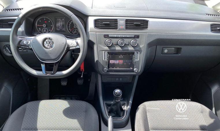 salpicadero Volkswagen Caddy Maxi