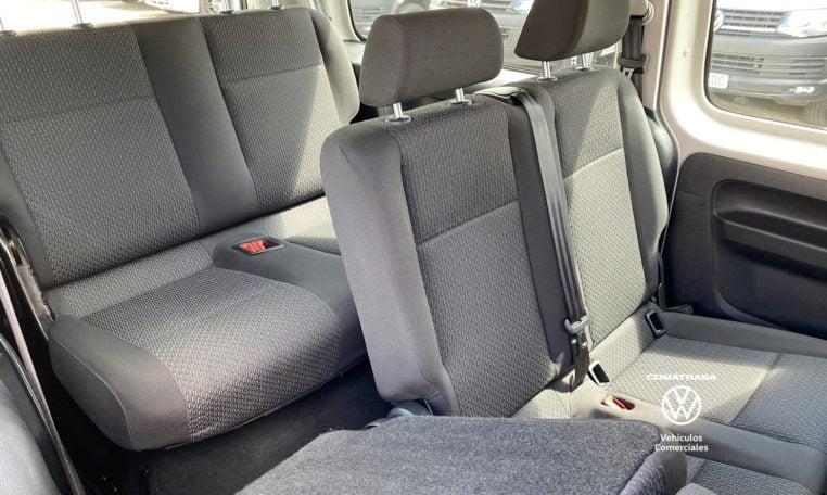 7 plazas Volkswagen Caddy Maxi