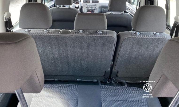 7 asientos Volkswagen Caddy Maxi